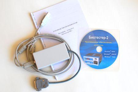Интерфейс-комплект IBM-PC