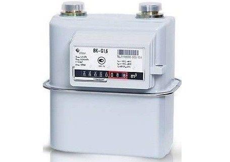 Счётчик газа BK G1.6