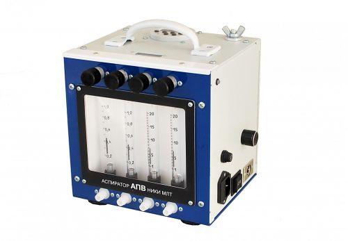 Аспиратор воздуха автоматический четырёхканальный АПВ 4  (старое наименование АПВ 4-12/220В-40)