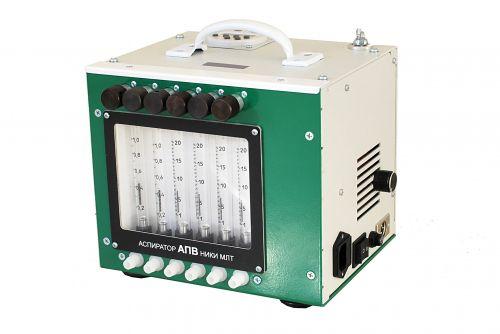 Аспиратор воздуха автоматический шестиканальный АПВ 6 (старое наименование АПВ 6-12/220В-40)